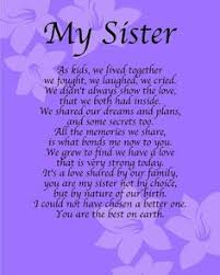 My Beautiful Sister Quotes Best of Happy Birthday Wishes And Quotes For Your Sister Pinterest Dear