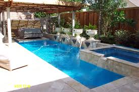 Excerpt Small Designs House Swimming Pool Pool Rectangle Pool Designs