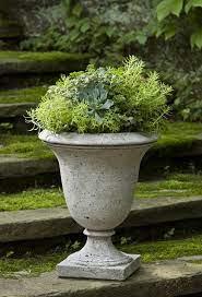 linwood cast stone urn planter urn