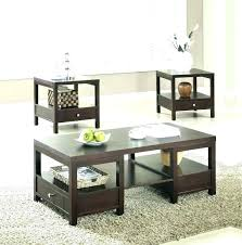 coffee tables sets living room coffee and end tables sets coffee table and end tables set