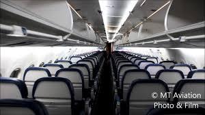 Delta 717 Cabin Tour Comfort Youtube
