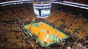Td Garden Celtics Seat Chart Td Garden Boston Celtics Stadium Journey
