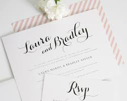 Designs Calligraphy Fonts Wedding Invitations With Elegant Fonts