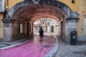 Red Light District In Portugal Rua Nova Do Carvalho How Lisbons Red Light District Turned