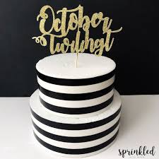 How To Create The Perfect Cake Topper With Cricut Sprinkled With Paper