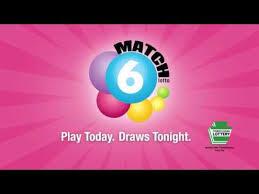 Match 6 Pennsylvania Lottery Caroline Guitar Company