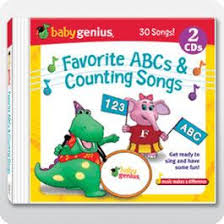 Genius Song Chart Baby Genius Favorite Counting Songs Dvd Review Giveaway