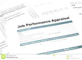 Job Performance Review Examples On Simple Form Self Assessment ...
