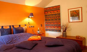 Orange Paint Colors For Living Room Burnt Orange Paint Color Living Room Nomadiceuphoriacom