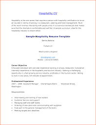 hospitality cv doc by sayeds this free sample example hospitality resume