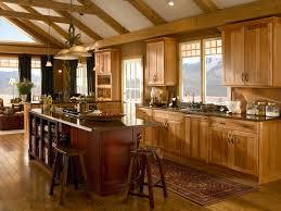oak kraftmaid kitchen cabinets