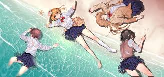Season 1 sword art online: Are You Lost Episode 1 Adrift Ecchi Hunter