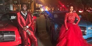 Gucci Mane Wedding Cake Awesome Gucci Mane S Wedding Gift To Keyshia