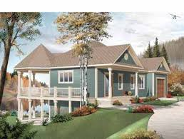 lake house plans. 3 Bedroom Country Home From EPlans.com - Plan HWEPL73920 Lake House Plans L