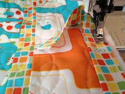 Machine Quilt Binding Tutorial | Sew Mama Sew & Machine Quilt Binding Tutorial Adamdwight.com