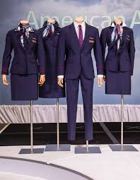 Revealed Here Are The New American Airlines Uniforms
