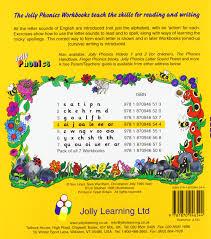 Start studying jolly phonics group 2 words. Jolly Phonics Workbooks 1 7 Lloyd Sue Wernham Sara 9781870946506 Amazon Com Books