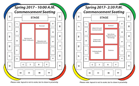 Asu Convocation Center Seating Chart Jonesboro Ar Spring Commencement Ceremonies Set For May 13