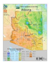 Hardiness Zone Chart Pin By Door 2 Math On Outdoor Living Arizona Gardening