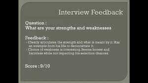 Strengths And Weaknesses Fresher Interview Youtube