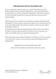 Simple Proposal Template Free Example About Business Writing Ideas ...