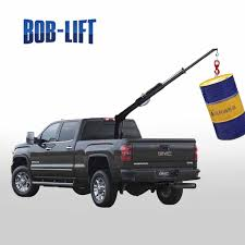 Small Hydraulic Hitch Mounted Pickup Truck Crane With Cable Winch ...