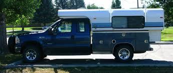 Ford Truck Alaskan Pop Up Camper – Truck Camper HQ
