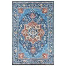 bright colored rugs bright blue bright blue kitchen rugs