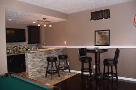 Inspiring Design Basement Bar Ideas Interior Ovdan Best Home