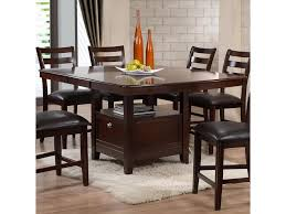 dining room table with leaf. Holland House 1965 DiningPub Table With One 18 Dining Room Leaf O