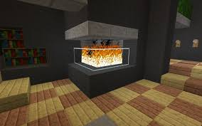 How To Make A Successful Fireplace With Chimney  MCPE Show Your Fireplace In Minecraft