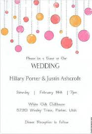 Electronic Invitation Templates Free Download Wedding Cards Design