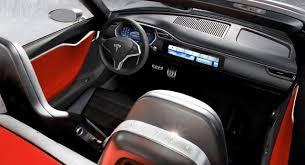 2018 tesla convertible. contemporary convertible 2018 tesla roadster  interior for tesla convertible a