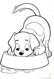 Dog Printable Coloring Pages Printable Coloring Pages Of Dogs 4