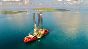 Offshore Drilling And Jack Up Rigs For Dummies Templato
