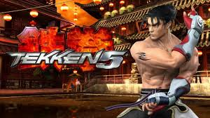 King of iron fist tournament 5