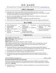 Office Manager Resumes 20 Medical Fice Manager Resume Samples