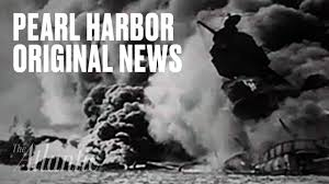 <b>Original</b> Pearl Harbor <b>News</b> Footage - YouTube