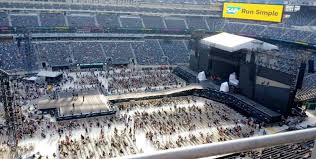 Metlife Stadium Seating Chart Bts Metlife Stadium Section 315 Row 1 Seat 9 Bts Tour Bts
