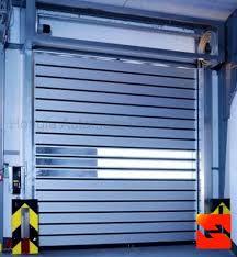 china automatic stainless steel high sd metal shutter garage door hf j320 china stainless steel door metal door