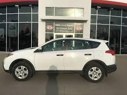 Used 2013 Toyota RAV4 4 Door Sport Utility in Brockville, ON P3443