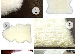 white fluffy rug awesome sheepskin rugs ikea red gy inspirational throw faux pic