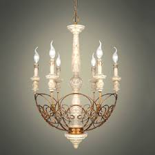 antique country iron and wood 6 candles chandelier 10822 free ship browse project lighting and modern lighting fixtures for home use free ship