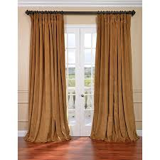 Curtains Exclusive Fabrics Furnishing Signature Doublewide Blackout