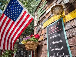 All of the coffee that is served in the two retail locations and through the web is roasted by hand in small batches by. Camp 4 Coffee Crested Butte Colorado Ed Tabler Photography