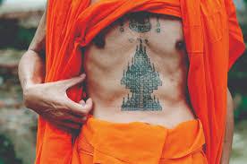 Sak Yant сакральные тату таиланда Cheaptrip Livejournal