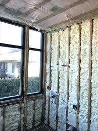 diy spray foam insulation menards kits canada