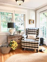 Black and white chairs living room Leather Sitting Pretty Farmhouse Style Pinterest Youll Love The Most Comfortable Black Buffalo Plaid Chair Raymour