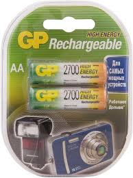 Купить <b>AA Аккумулятор</b> GP 270AAHC в интернет-магазине ...