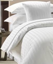 sateen stripe 28mm tailored quilt cover sets marco polo hotel by